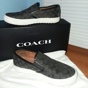 Coach Slip-on Tenni Shoes